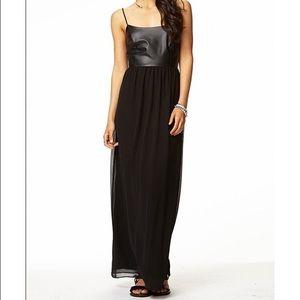 F21 Black Maxi Dress
